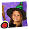 You Can't Scare Me! - a cute and funny Halloween costume story for kids by Wendy Wax (iPhone version by Auryn Apps)